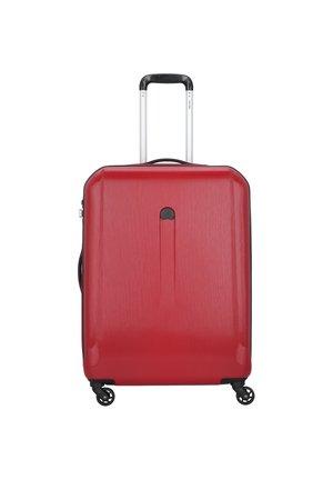 MAPUTO - Wheeled suitcase - rot