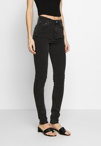 Weekday - THURSDAY  - Jeans slim fit - tuned black - 0