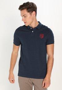 Pier One - Koszulka polo - dark blue - 0