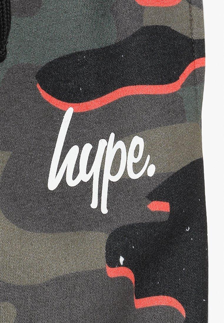 Hype KIDS SCRIPT Joggebukse red Zalando.no