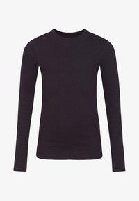 WE Fashion - Long sleeved top - black - 0