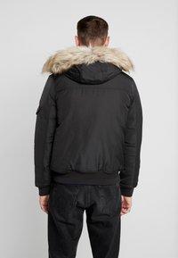 Tommy Jeans - TECH JACKET - Veste d'hiver - black - 2