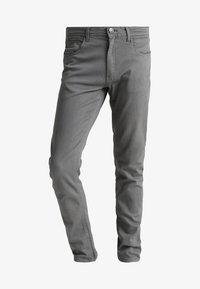 BASIC STRETCH - Jeans slim fit - grey