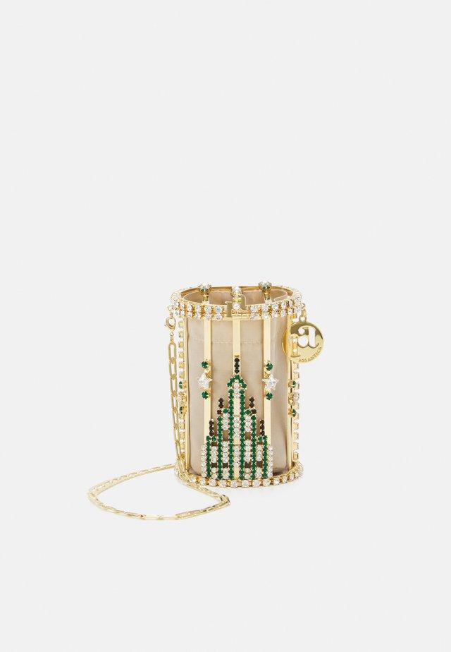 HIPPY PARIS - Borsa a tracolla - gold-coloured