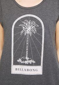 Billabong - ALL NIGHT TEE - T-Shirt print - black - 4