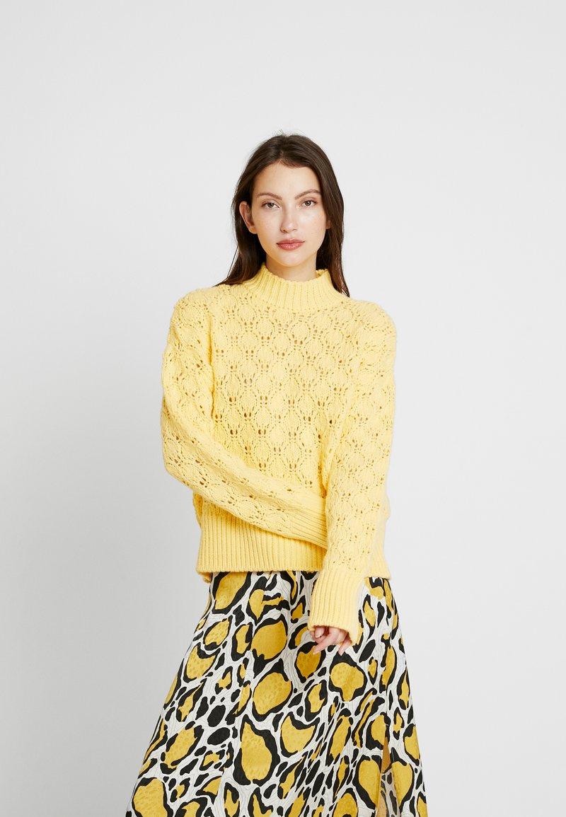 Even&Odd - Svetr - yellow
