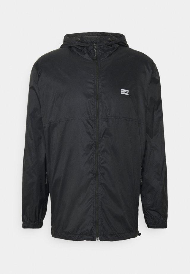 PACIFIC WINDBREAKER - Summer jacket - blacks