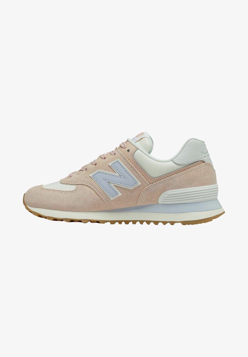 New Balance - WL574 - Sneakers - rose water