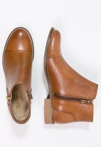 Pier One - Ankle boots - cognac - 1