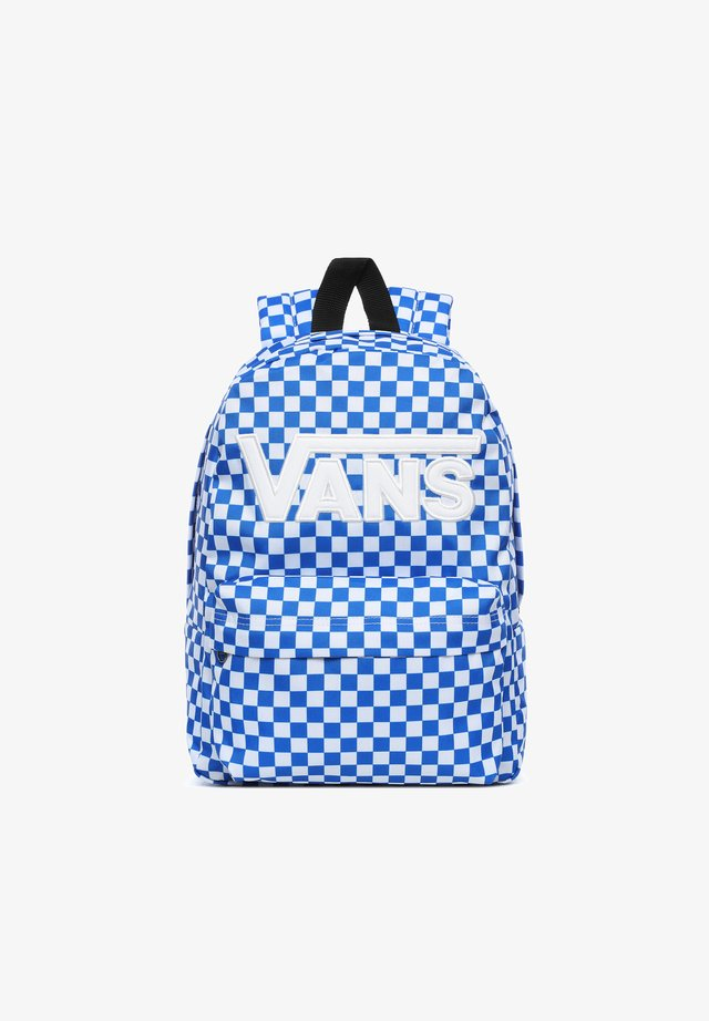 UY NEW SKOOL BACKPACK BOYS - Rugzak - victoria blue