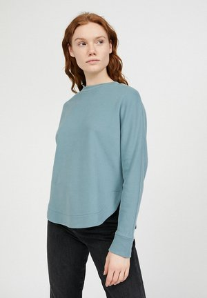 Sweatshirt - soft moss