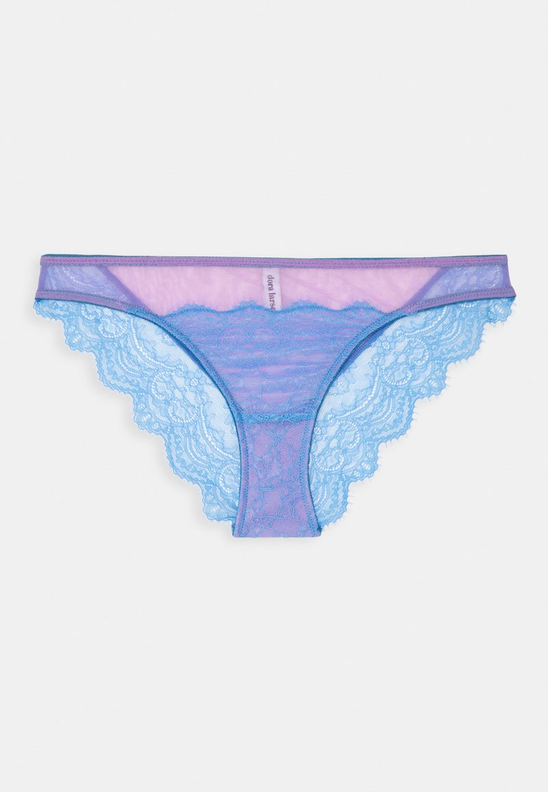Dora Larsen - JESSICA LOW RISE KNICKER - Briefs - light pastel blue