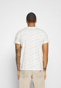 Pepe Jeans - MARIO UNISEX - T-shirt imprimé - oyster - 2