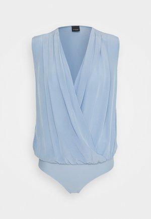 INES BODY - Blouse - light blue