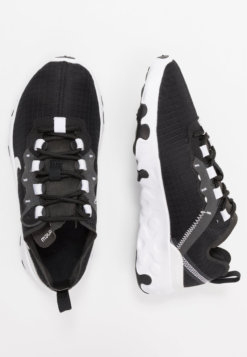 Nike Sportswear - RENEW 55 - Sneakers - black/white/anthracite
