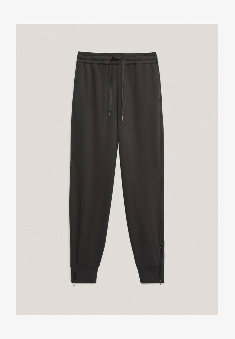 Massimo Dutti - Tracksuit bottoms - dark grey