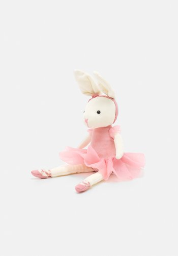 PIROUETTE BUNNY ROSE - Pehmolelu - pink