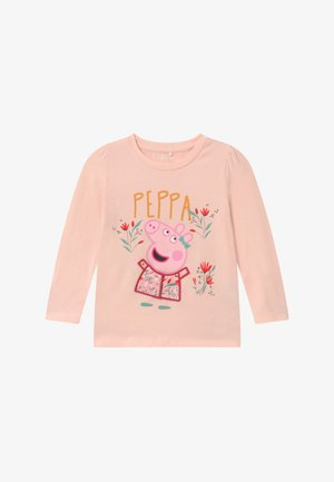 NMFPEPPAPIG ALLY  - Long sleeved top - pearl