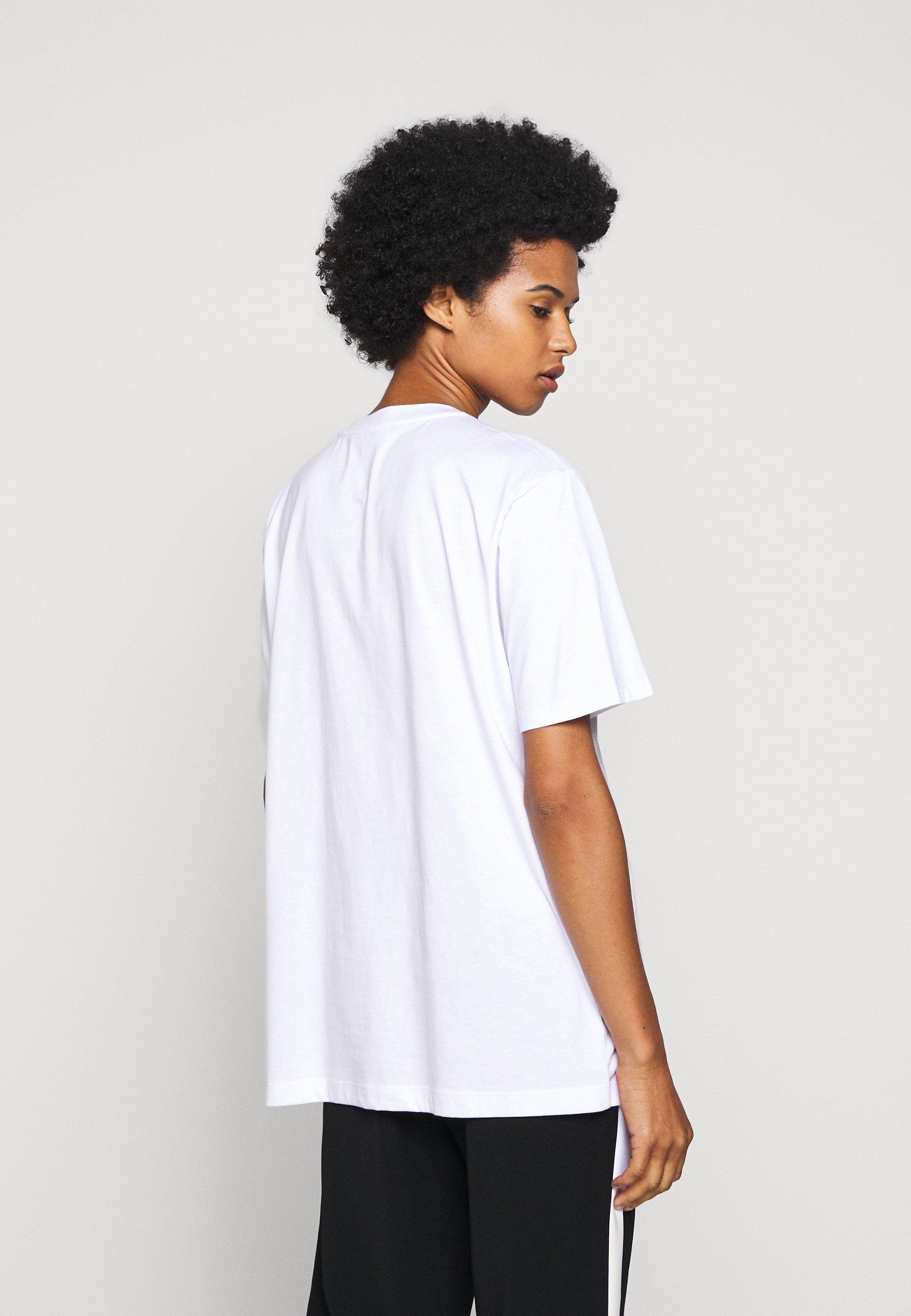 Big Discount Women's Clothing MICHAEL Michael Kors PARIS HEART Print T-shirt white ctL3itZX6