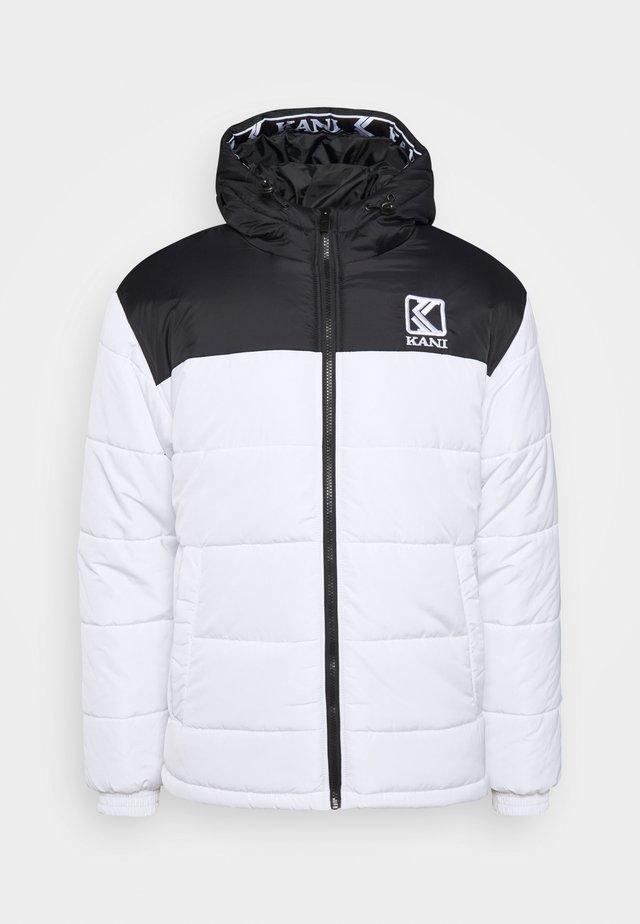 Veste d'hiver - white