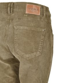 Angels - COLOURED CORD - Jeans Skinny Fit - khaki - 2