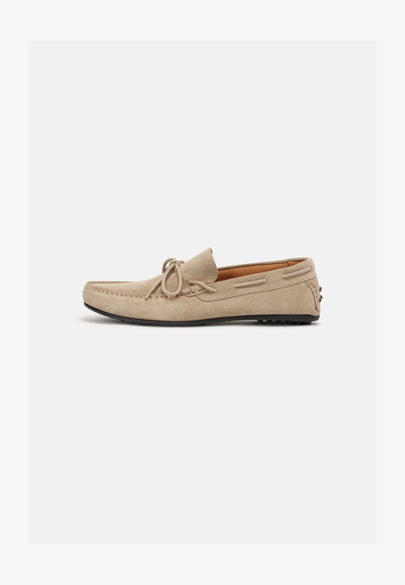 Selected Homme - SERGIO DRIVE - Mocassini - sand