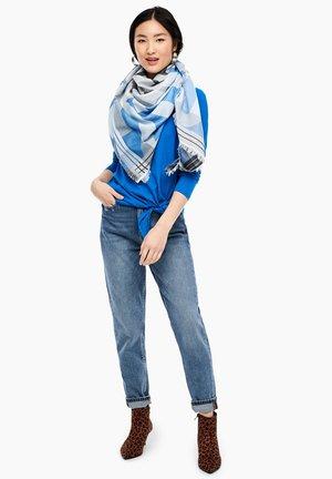 MET LABELMOTIEF - Foulard - blue
