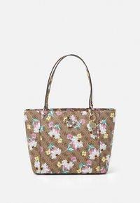 Guess - NOELLE ELITE TOTE - Tote bag - brown - 0
