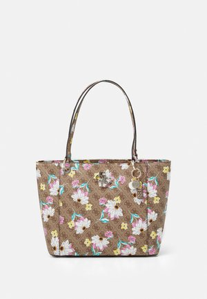NOELLE ELITE TOTE - Tote bag - brown