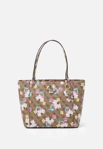 NOELLE ELITE TOTE - Tote bag - brown