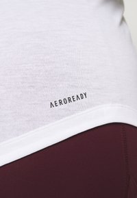 adidas Performance - Treningsskjorter - white - 5