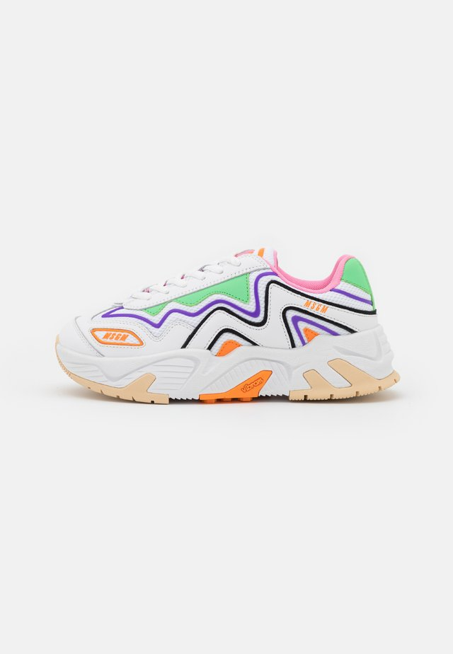 SCARPA DONNA WOMAN`S SHOES - Sneakersy niskie - multicolor