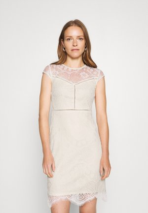 Shift dress - white