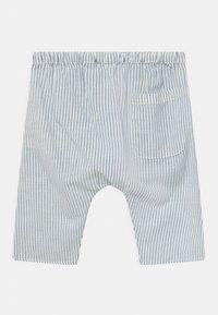 ARKET - UNISEX - Trousers - white/blue - 1