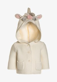GAP - BABY - Cardigan - ivory frost - 0