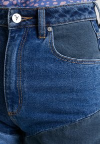 Abrand Jeans - A '94 HIGH  - Jeans Slim Fit - dark-blue denim - 4