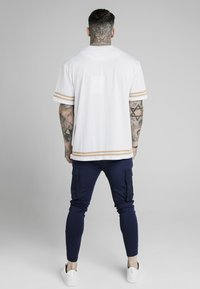 SIKSILK - ESSENTIAL TEE - Print T-shirt - white - 2