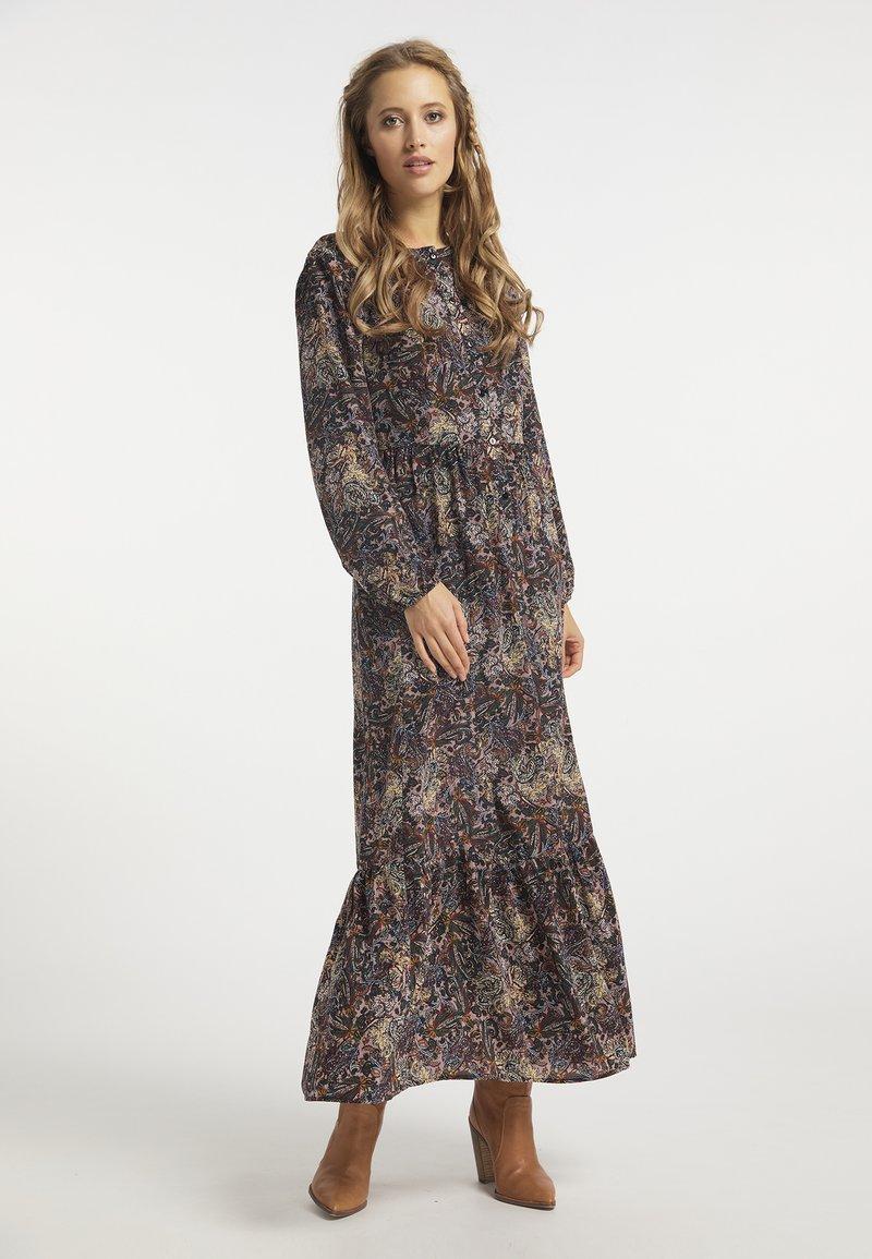usha - Maxi dress - altrosa