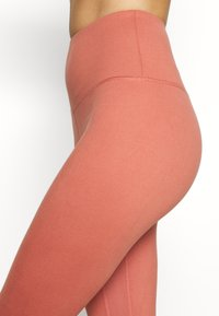 HIIT - CORE LEG STONE - Tights - salmon - 5