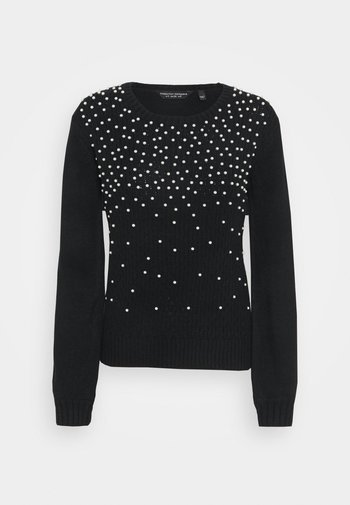 ALL OVER PEARL JUMPER