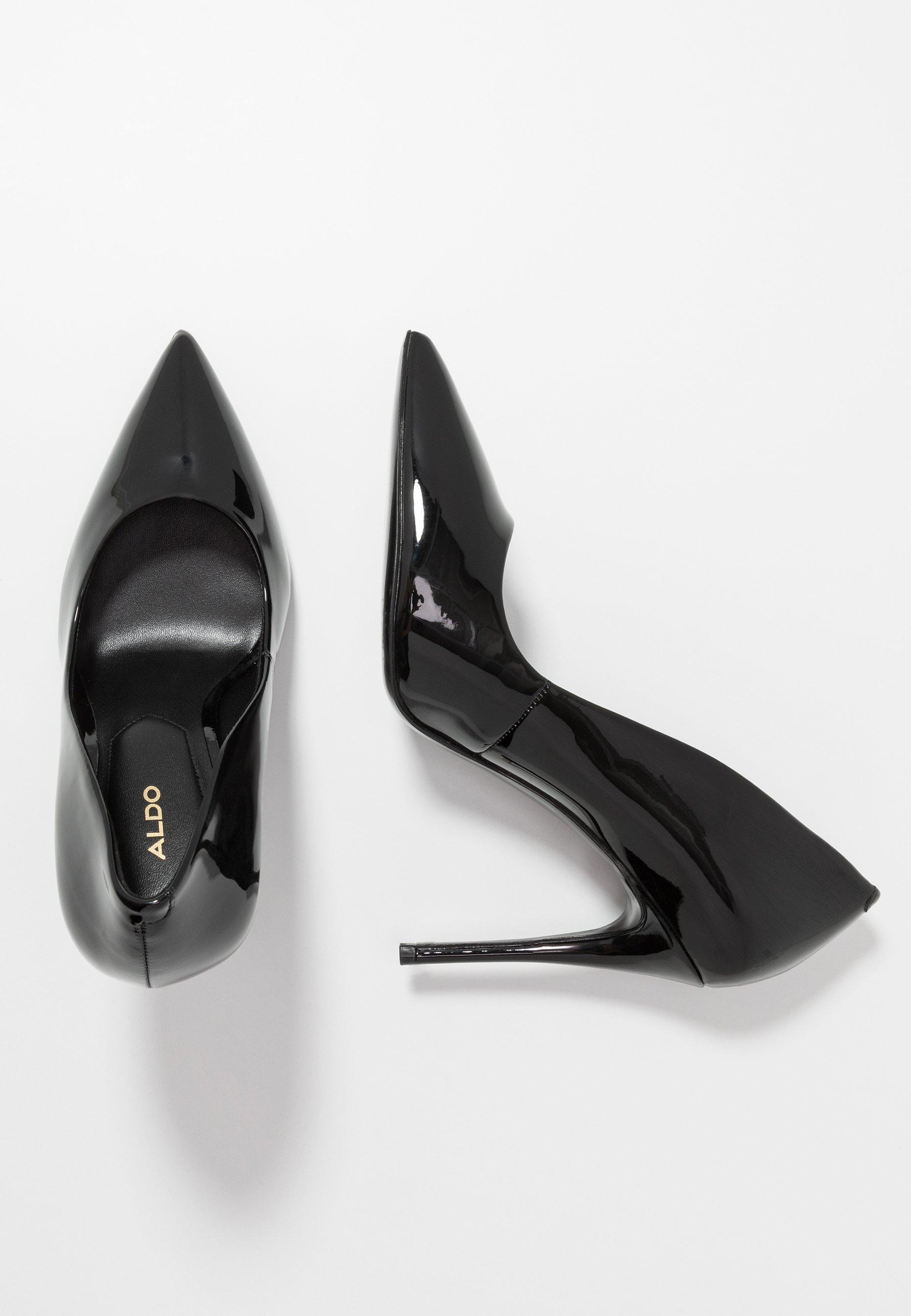 STESSY Klassiska pumps black