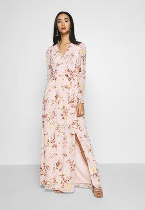 FABULOUS WRAP GOWN - Společenské šaty - multi-coloured