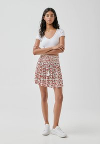 PULL&BEAR - A-line skirt - multi-coloured - 1