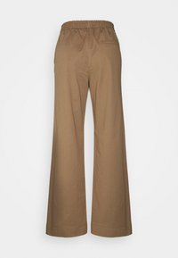 Filippa K - GILLIAN TROUSER - Trousers - muddy brow - 7