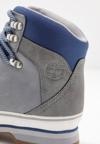 Timberland - EURO HIKER BOOT - Lace-up ankle boots - grey - 2