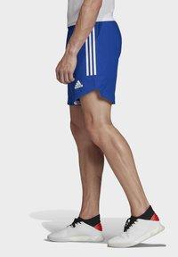 adidas Performance - CONDIVO 20 PRIMEGREEN SHORTS - Sports shorts - blue - 2