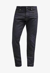 G-Star - 3301 TAPERED - Jeans Tapered Fit - dark-blue denim - 5