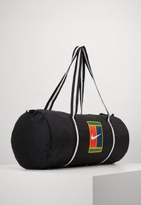 Nike Performance - COURT - Sports bag - black/white - 2