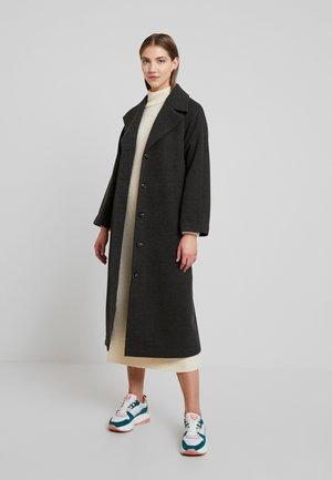 YASDIANE LONG - Płaszcz wełniany /Płaszcz klasyczny - medium grey melange