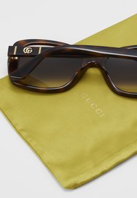 Gucci - Sunglasses - havana/brown - 3